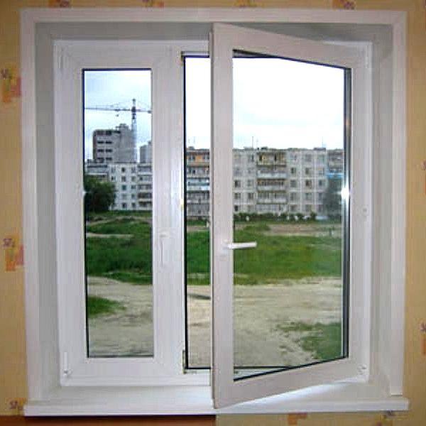 Пластиковые окна фото цены