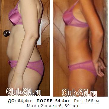 Как быстро похудеть на 3 4 кг
